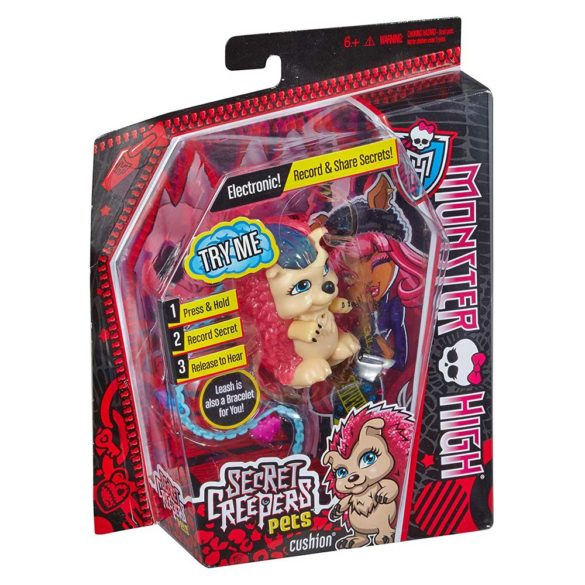 Monster High Secret Creepers Ariciul Cushion 6