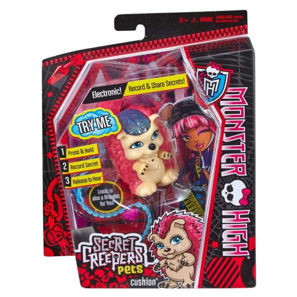 Monster High Secret Creepers Ariciul Cushion 7