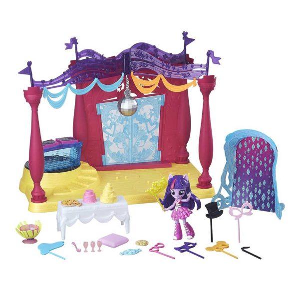 Set Hasbro de Joaca MLP Equestria Girls Minis School 1