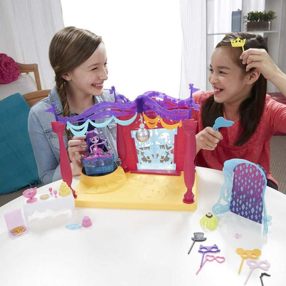 Set Hasbro de Joaca MLP Equestria Girls Minis School 6