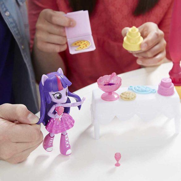 Set Hasbro de Joaca MLP Equestria Girls Minis School 8