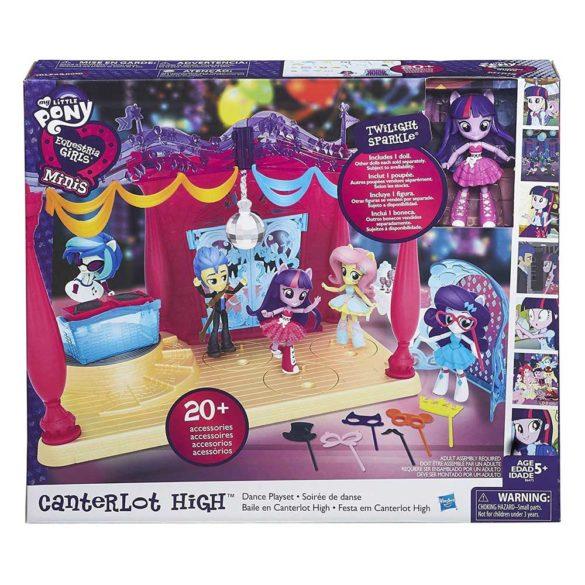 Set Hasbro de Joaca MLP Equestria Girls Minis School 9