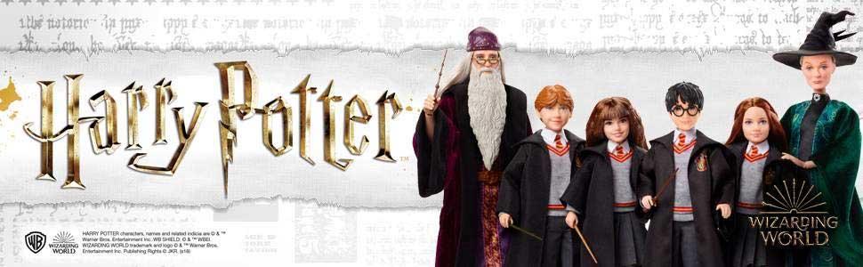 Colectia de papusi Harry Potter