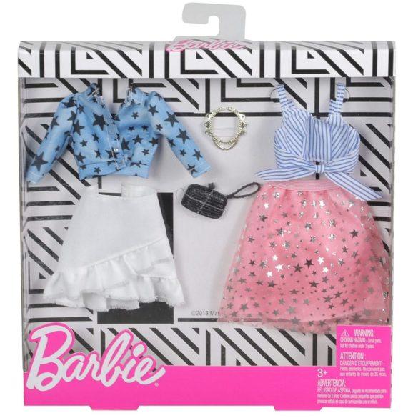 Hainute si Accesorii Barbie Pachet FXJ66 2