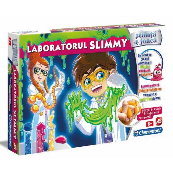Joc Interactiv Laboratorul Slimmy Stiinta si Joaca 1