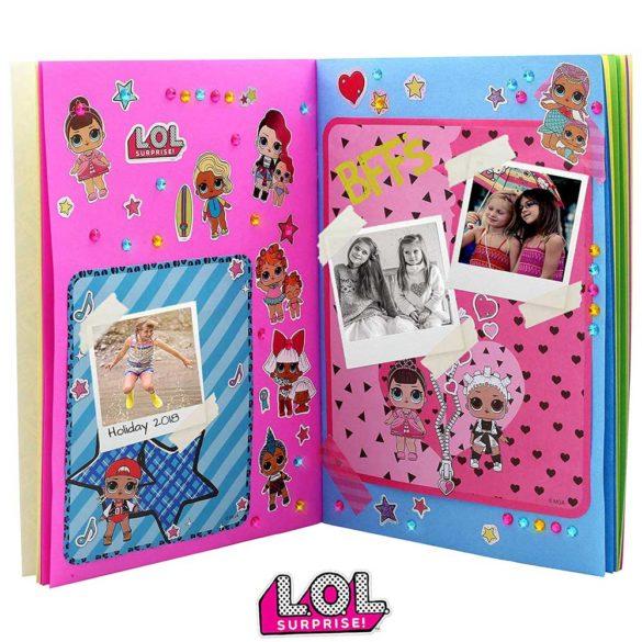 L.O.L. Surprise Realizeaza propriul jurnal 5