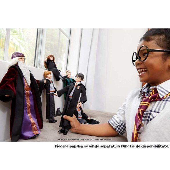 Papusa Albus Dumbledore Colectia Harry Potter 5