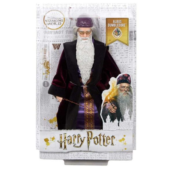 Papusa Albus Dumbledore Colectia Harry Potter 6