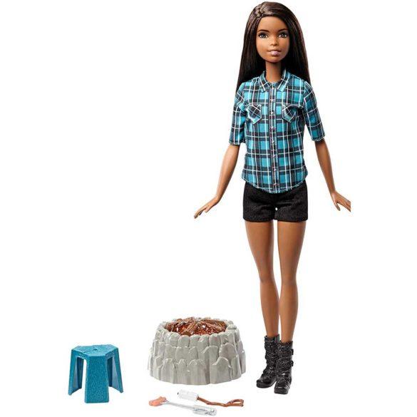 Pausa Barbie si Focul de Tabara Camping Fun 1