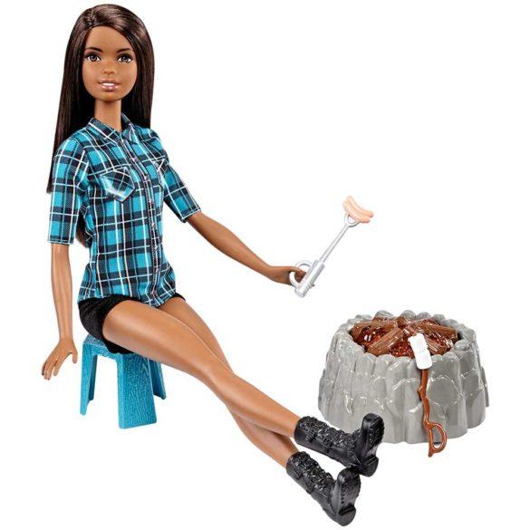 Pausa Barbie si Focul de Tabara Camping Fun 3