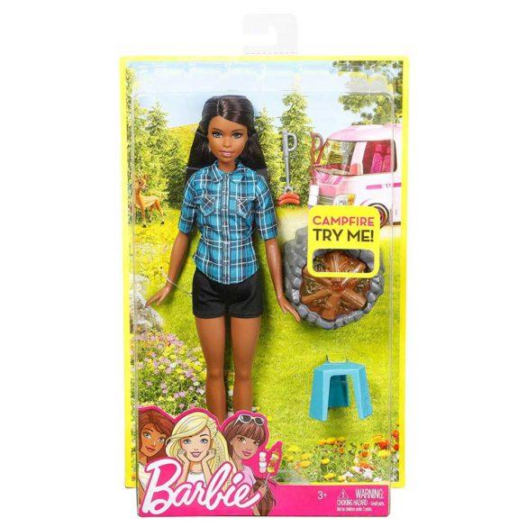 Pausa Barbie si Focul de Tabara Camping Fun 8