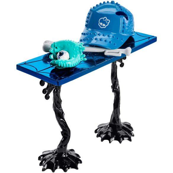 Set de Joaca Vestiarul Monster High si Papusa Frankie Stein 4