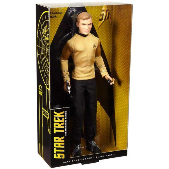 Barbie Aniversarea de 50 de ani Star Trek Papusa Kirk 10