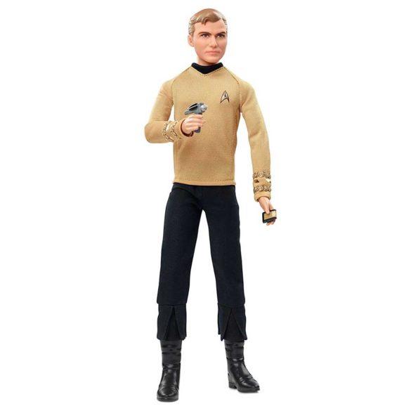 Barbie Aniversarea de 50 de ani Star Trek Papusa Kirk 2