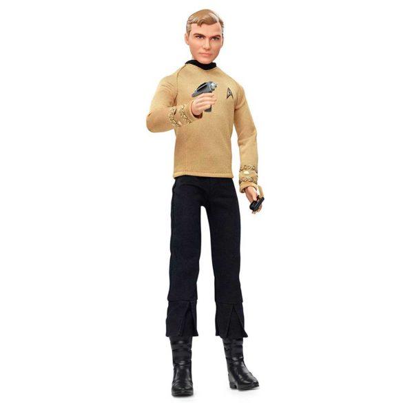 Barbie Aniversarea de 50 de ani Star Trek Papusa Kirk 3