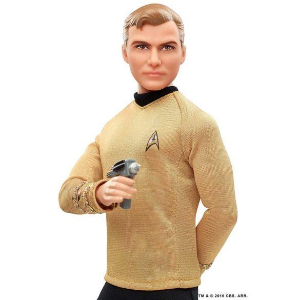 Barbie Aniversarea de 50 de ani Star Trek Papusa Kirk 4
