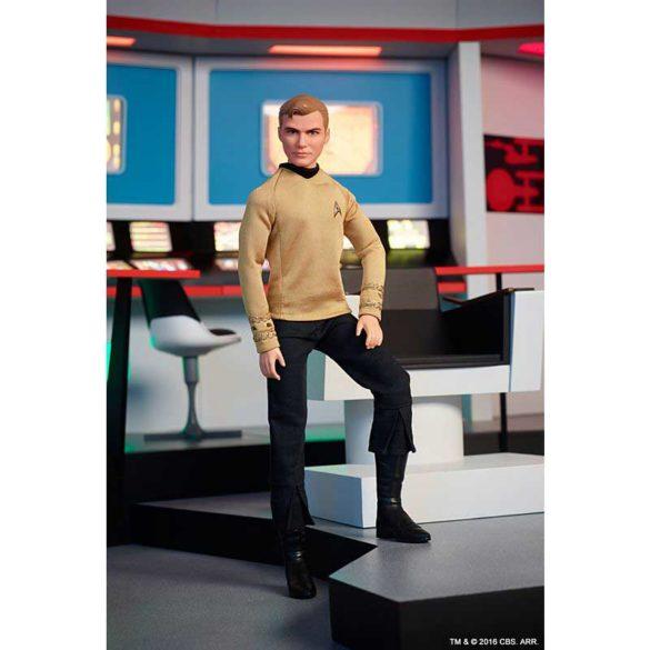 Barbie Aniversarea de 50 de ani Star Trek Papusa Kirk 5