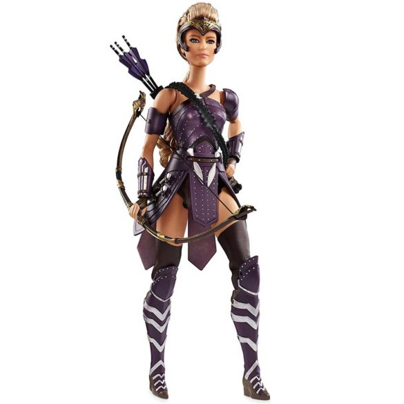 Barbie Papusa Antiope Colectia DC Comics Wonder Woman 1