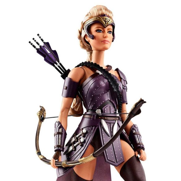 Barbie Papusa Antiope Colectia DC Comics Wonder Woman 2