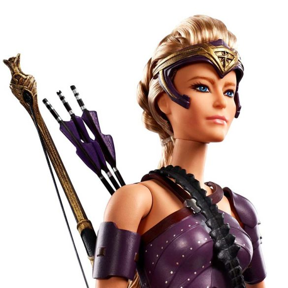Barbie Papusa Antiope Colectia DC Comics Wonder Woman 4