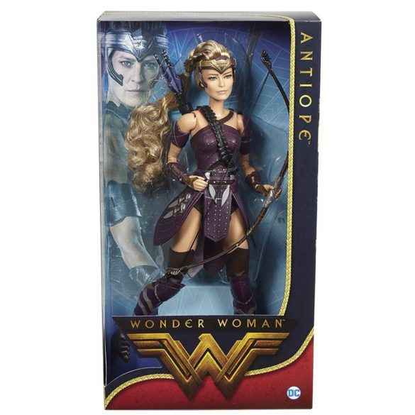 Barbie Papusa Antiope Colectia DC Comics Wonder Woman 8