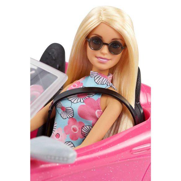 Pachet Papusa Barbie si Masina Decapotabila 3
