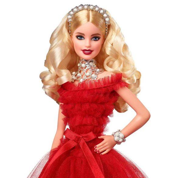 Papusa Barbie Holiday 2018 de Colectie 3