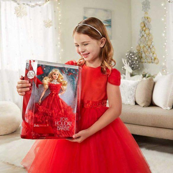 Papusa Barbie Holiday 2018 de Colectie 5