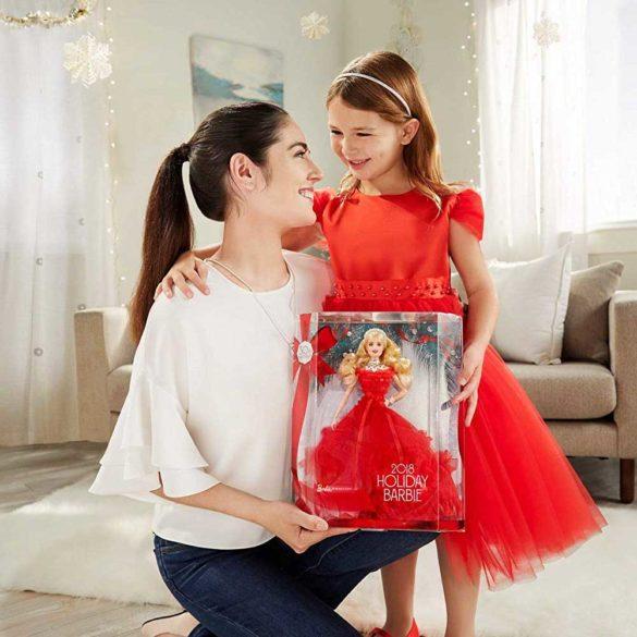 Papusa Barbie Holiday 2018 de Colectie 6