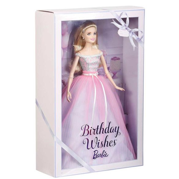 Papusa Mattel Barbie Editie Aniversara Birthday Wishes 6