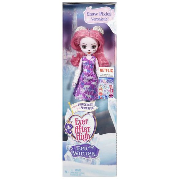 Papusa Pixie Bear Ever After High Epic Winter 6