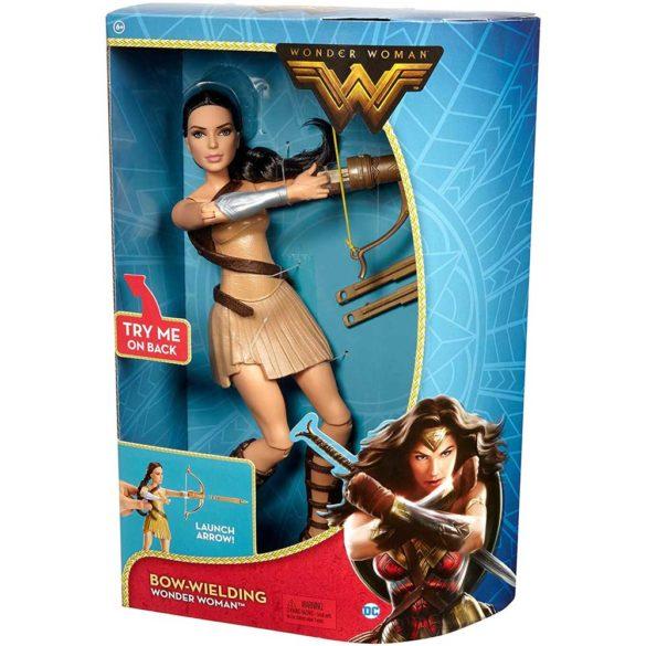Papusa Wonder Woman ce Trage cu Arcul 10