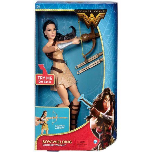 Papusa Wonder Woman ce Trage cu Arcul 9