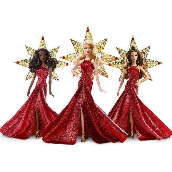 Papusa de Colectie Barbie Holiday 2017