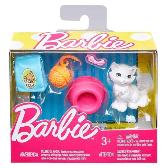 Accesorii Barbie Ingrijirea Pisicutei 5 Piese 3