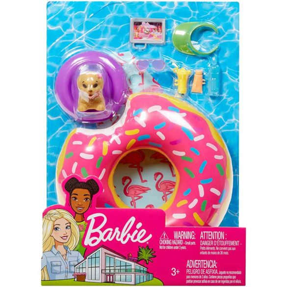 Accesorii Barbie Mobilier Colacul Gogoasa 8