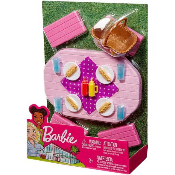 Accesorii Barbie Mobilier Masa pentru Picnic 7