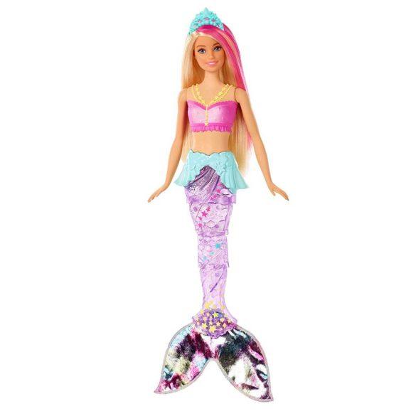 Barbie Dreamtopia Sirena cu Lumini Stralucitoare 1