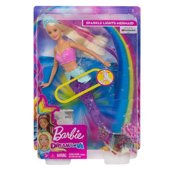 Barbie Dreamtopia Sirena cu Lumini Stralucitoare 7