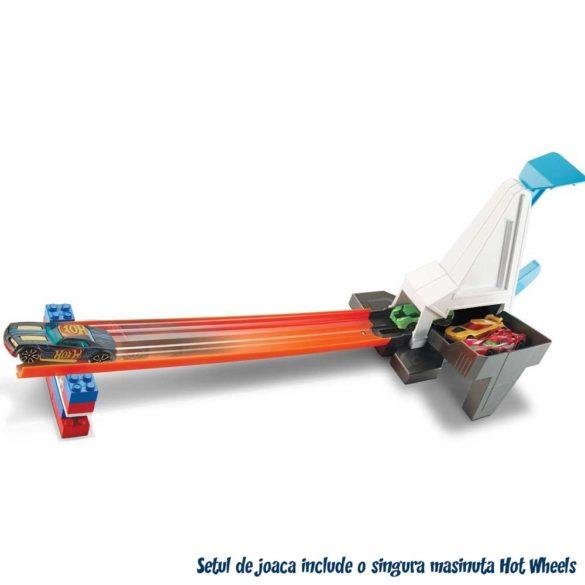 Hot Wheels Constructia Pistelor Lansatorul Rapid 1