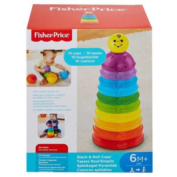 Jucarie interactiva Fisher Price Potriveste Cupele 6