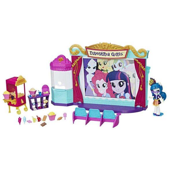My Little Pony Sala de Cinema si Papusa Juniper Montage 1