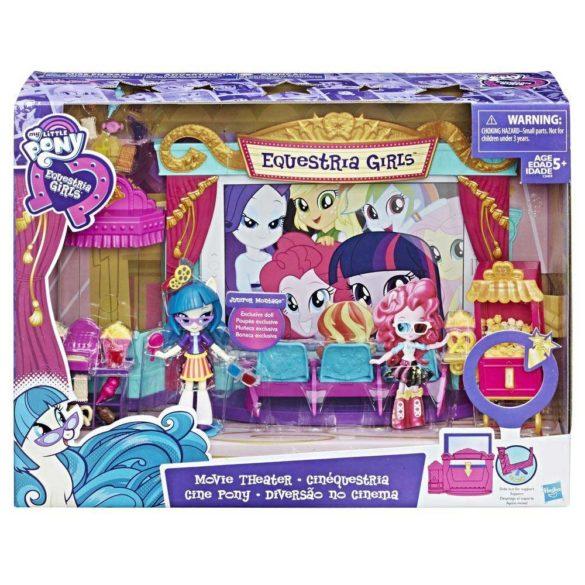 My Little Pony Sala de Cinema si Papusa Juniper Montage 9