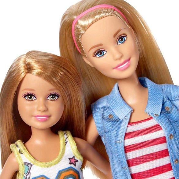 Pachet de doua Papusi Barbie Stacie Joaca in Natura 3