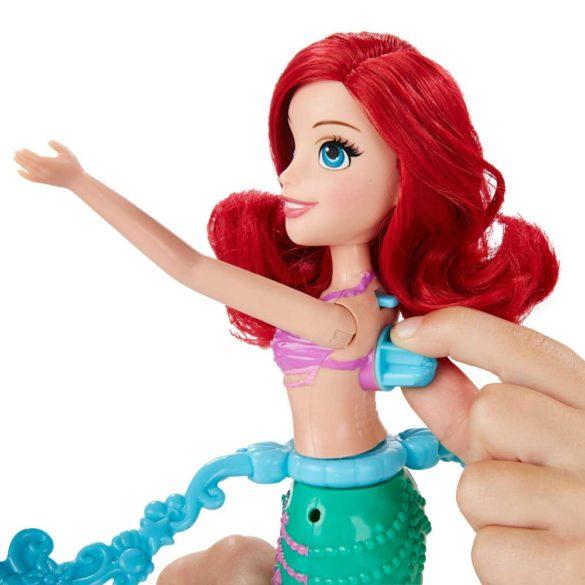 Papusa Ariel Se Invarte Si Inoata Disney Princess Spin Swim 5