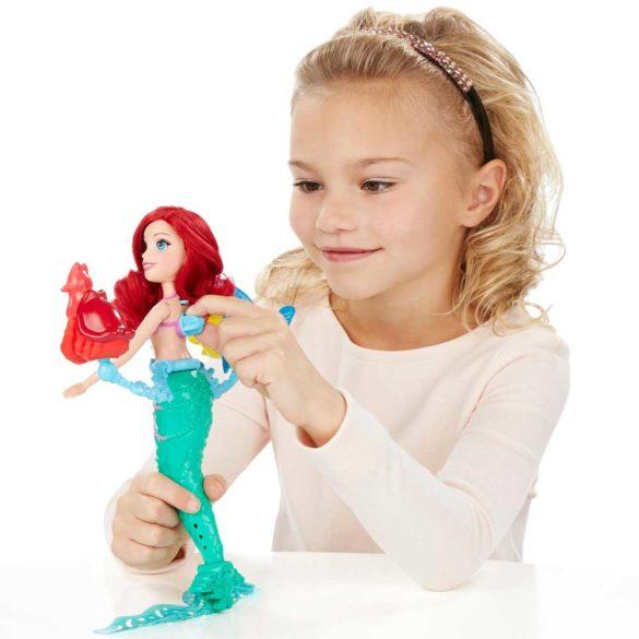 Papusa Ariel Se Invarte Si Inoata Disney Princess Spin Swim 7