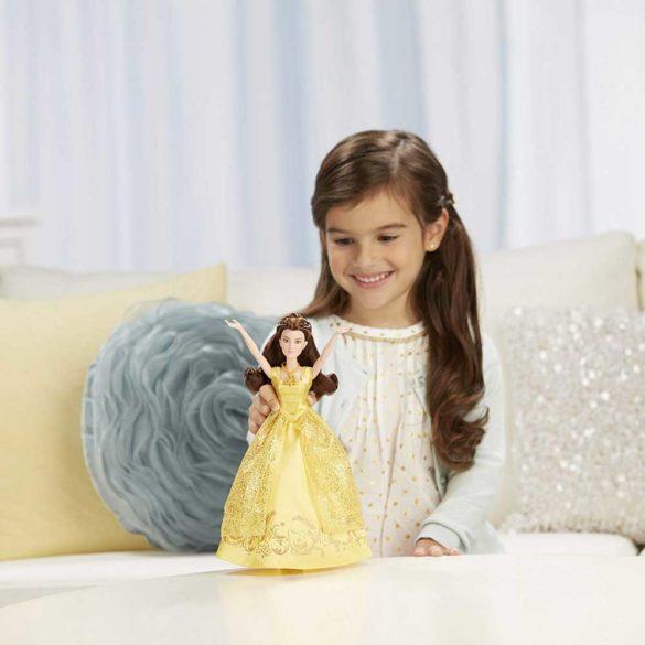 Papusa Belle Cu Melodii Disney Frumoasa si Bestia 5