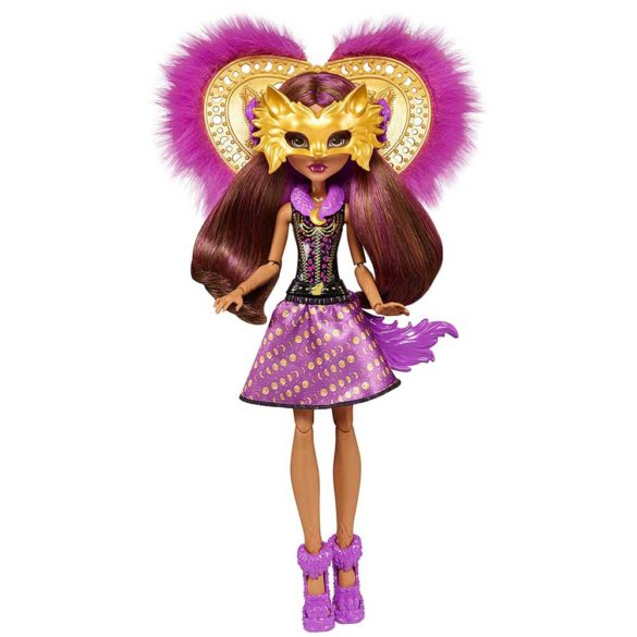 Papusa Clawdeen Wolf Transformarea Monster High Ghoul To Wolf 1