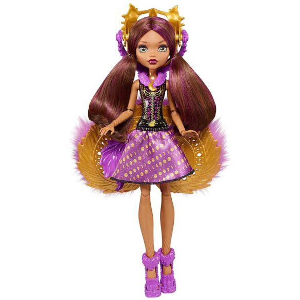 Papusa Clawdeen Wolf Transformarea Monster High Ghoul To Wolf 2