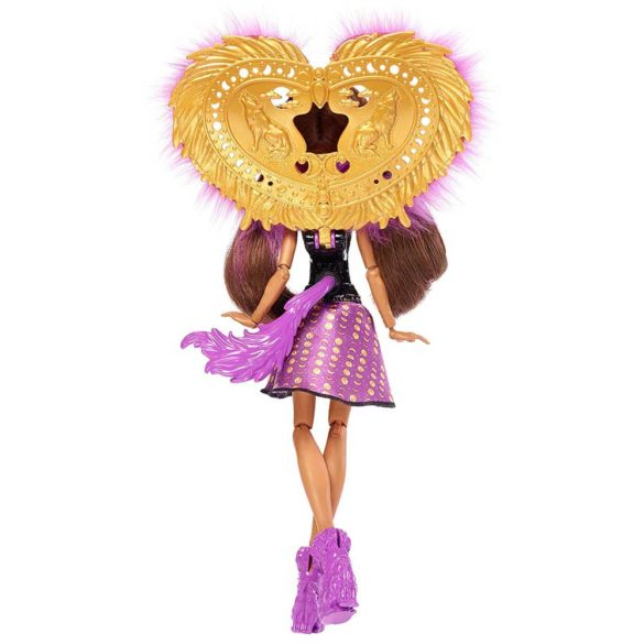 Papusa Clawdeen Wolf Transformarea Monster High Ghoul To Wolf 3